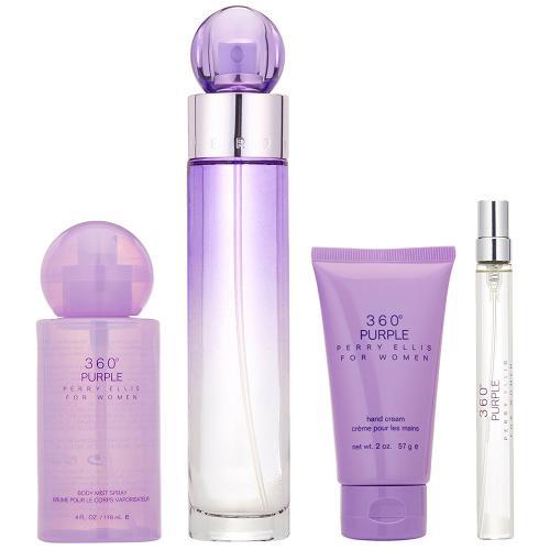360 Purple Set Femei