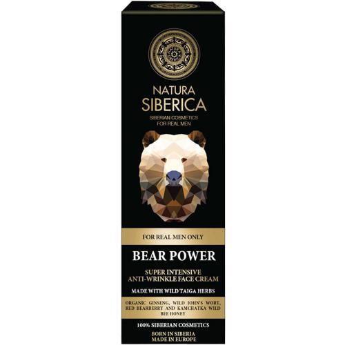 Bear Power Crema de fata...