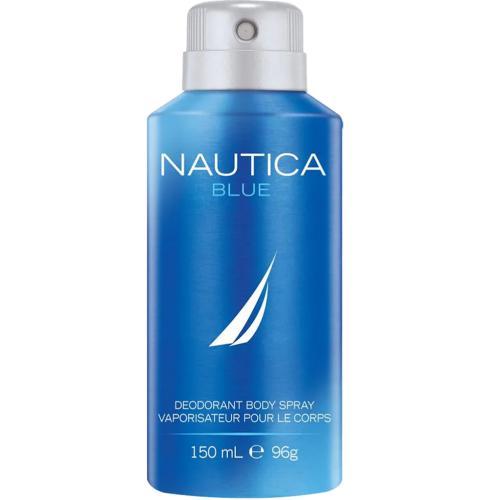 Blue Deodorant spray Barbati...