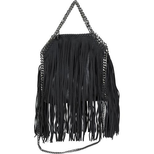 Falabella Shaggy Deer Fringed...