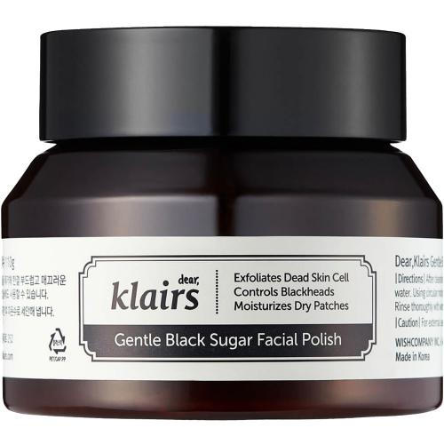 Gentle Black Sugar Exfoliant