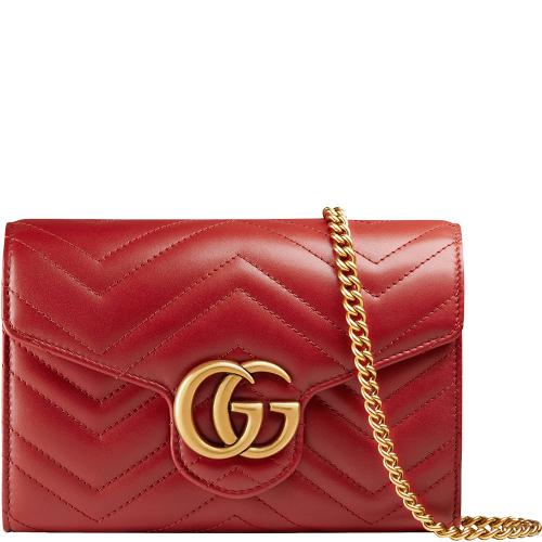 GG Marmont Matelasse Mini Bag