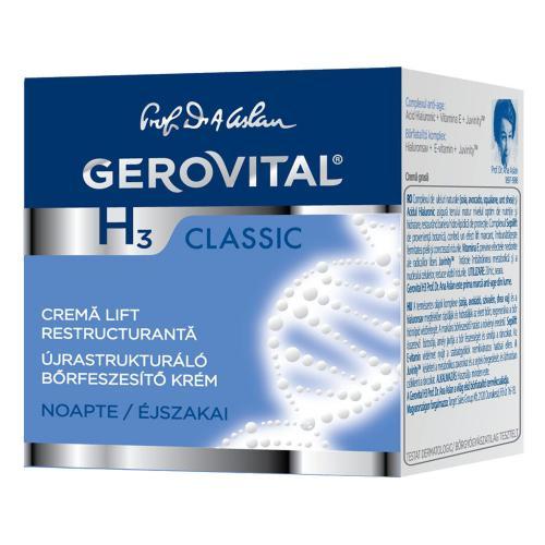 H3 Clasic Crema de fata lift...