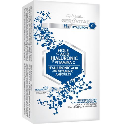 H3 Hyaluronic C Fiole cu acid...