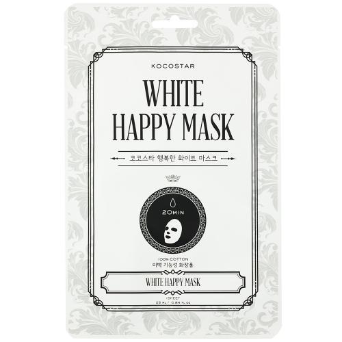 Happy Mask Masca de fata Alba...