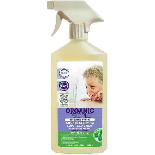 Kitchen Cleaning Spray de...