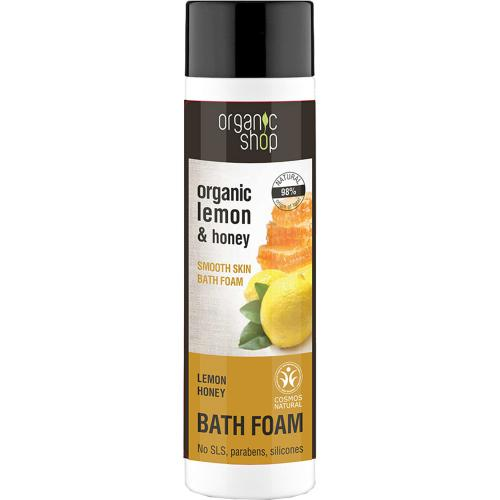 Lemon Honey Spuma de baie 500 ml