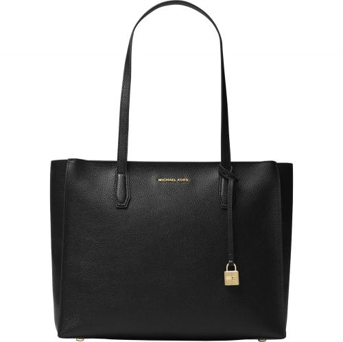 Mercer Large Top-Zip Tote