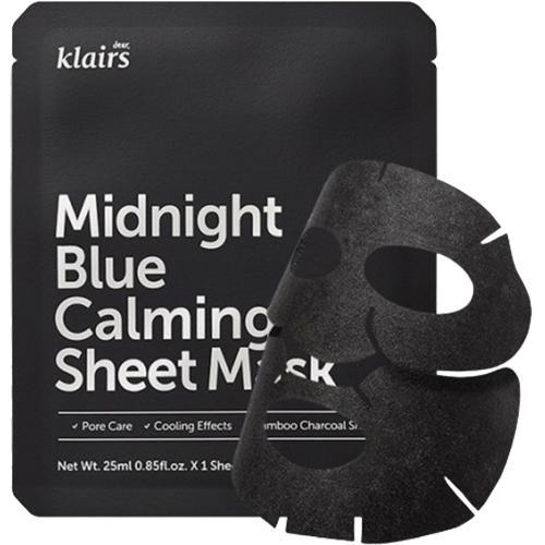 Midnight Blue Masca de fata cu...