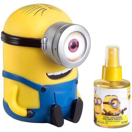 Minions EDT 100 ml, Money Box...