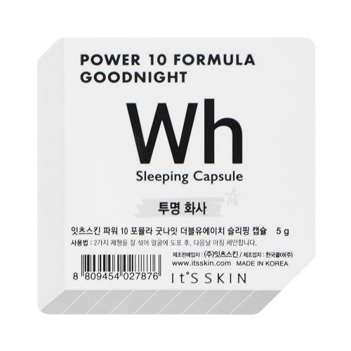 Power 10 Formula Goodnight...