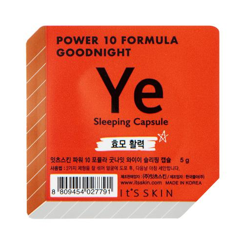 Power 10 Formula Goodnight...