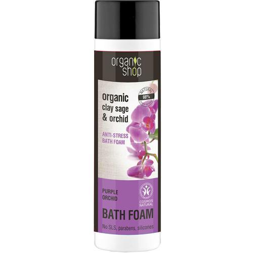 Purple Orchid Spuma de baie...