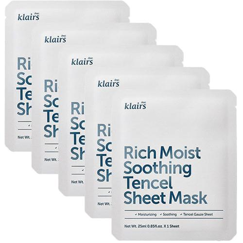 Rich Moist Soothing Masca de...