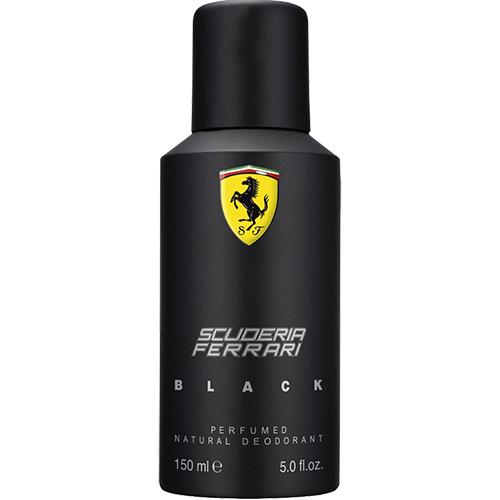 Scuderia Black Deodorant Spray...