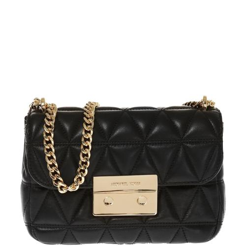 Sloan Small Quilted Shoulder Bag