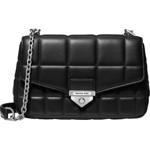 SoHo Large Quilted Leather...