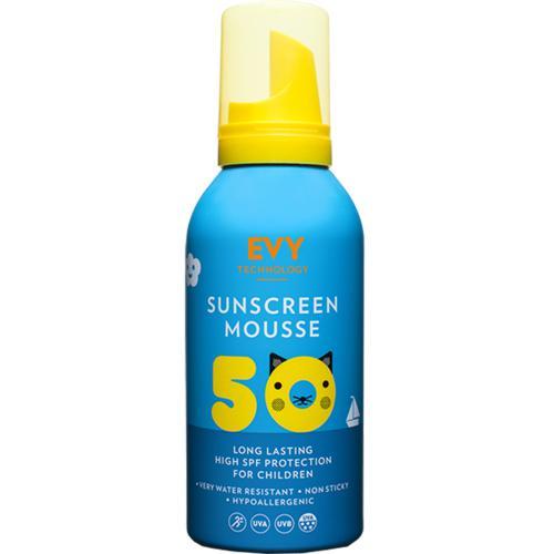 Sunscreen Mousse Crema de fata...