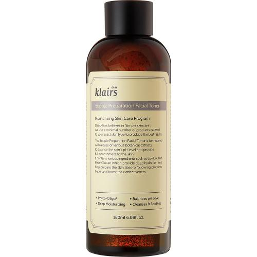 Supple Preparation Toner de...