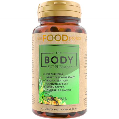 The Body Supplement Suplimente...