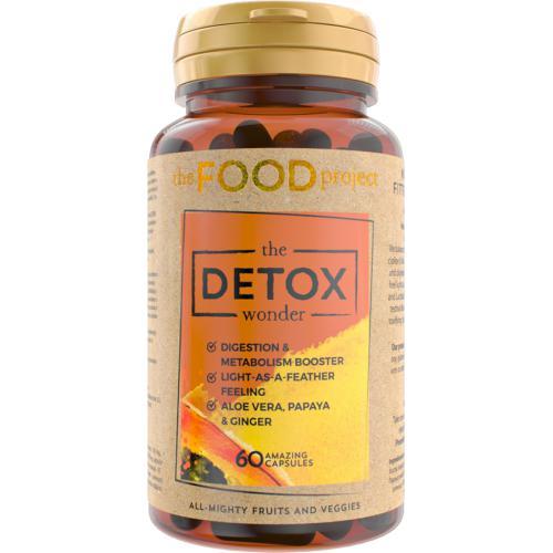 The Detox Wonder Suplimente...