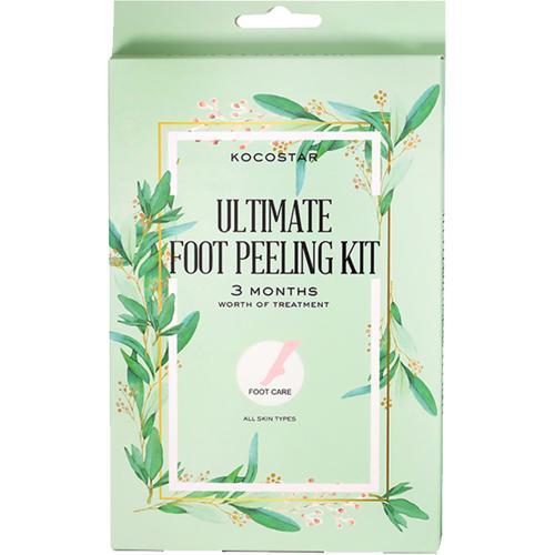 Ultimate Foot Peeling Kit Set