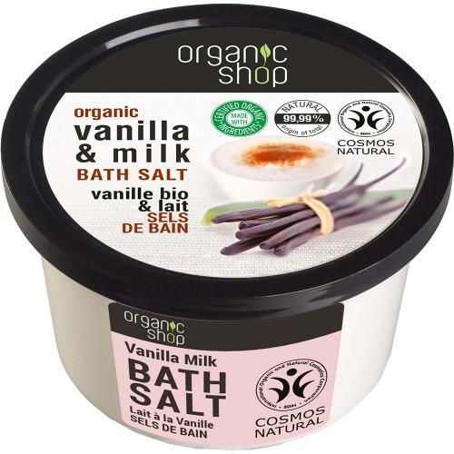 Vanilla Milk Sare de baie...