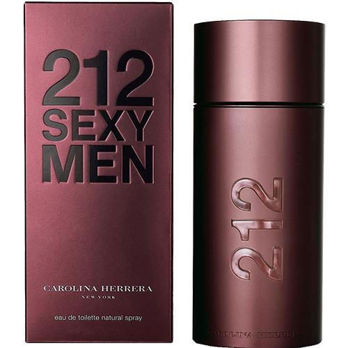 212 Sexy Apa de toaleta Barbati 100 ml