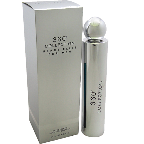 360 Collection Apa de toaleta Barbati 100 ml