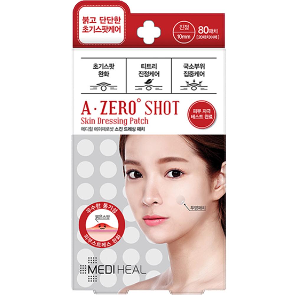 A-Zero Shot Trouble Dressing Spot Plasturi impotriva petelor rosii 80 buc