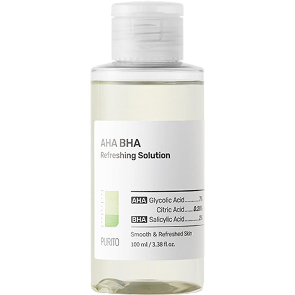AHA BHA Exfoliant Refreshing Solution 100 ml