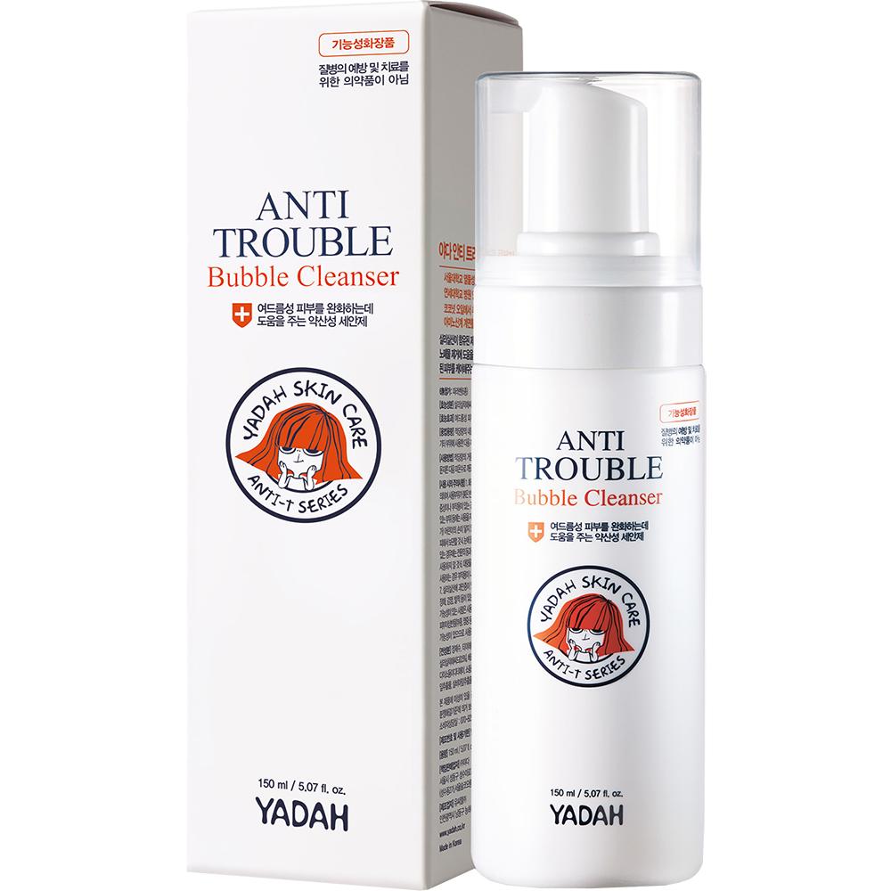 Anti Trouble Spuma de curatare Anti-Acnee 150 ml
