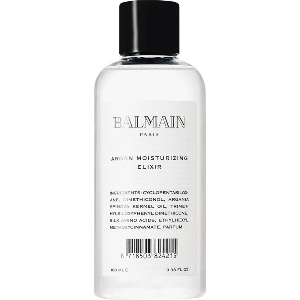 Argan Moisturizing Elixir Ulei de Par Unisex 100 ml