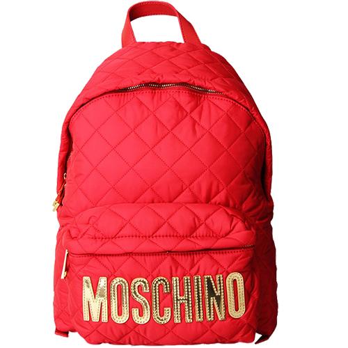Bagpack fantasia rosso