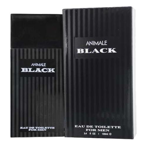 Black Apa de toaleta Barbati 100 ml