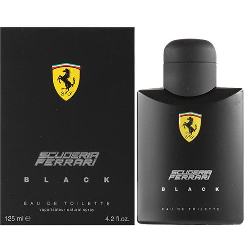 Scuderia Black Apa de toaleta Barbati 125 ml