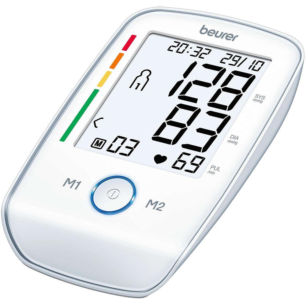BM45 Upper Arm Blood Pressure Monitor