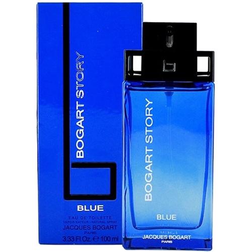 Bogart Story Blue Apa de toaleta Barbati 100 ml
