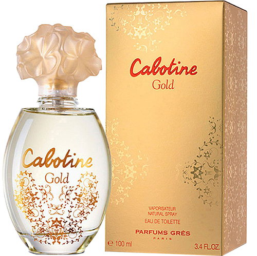 Cabotine Gold Apa de toaleta Femei 100 ml