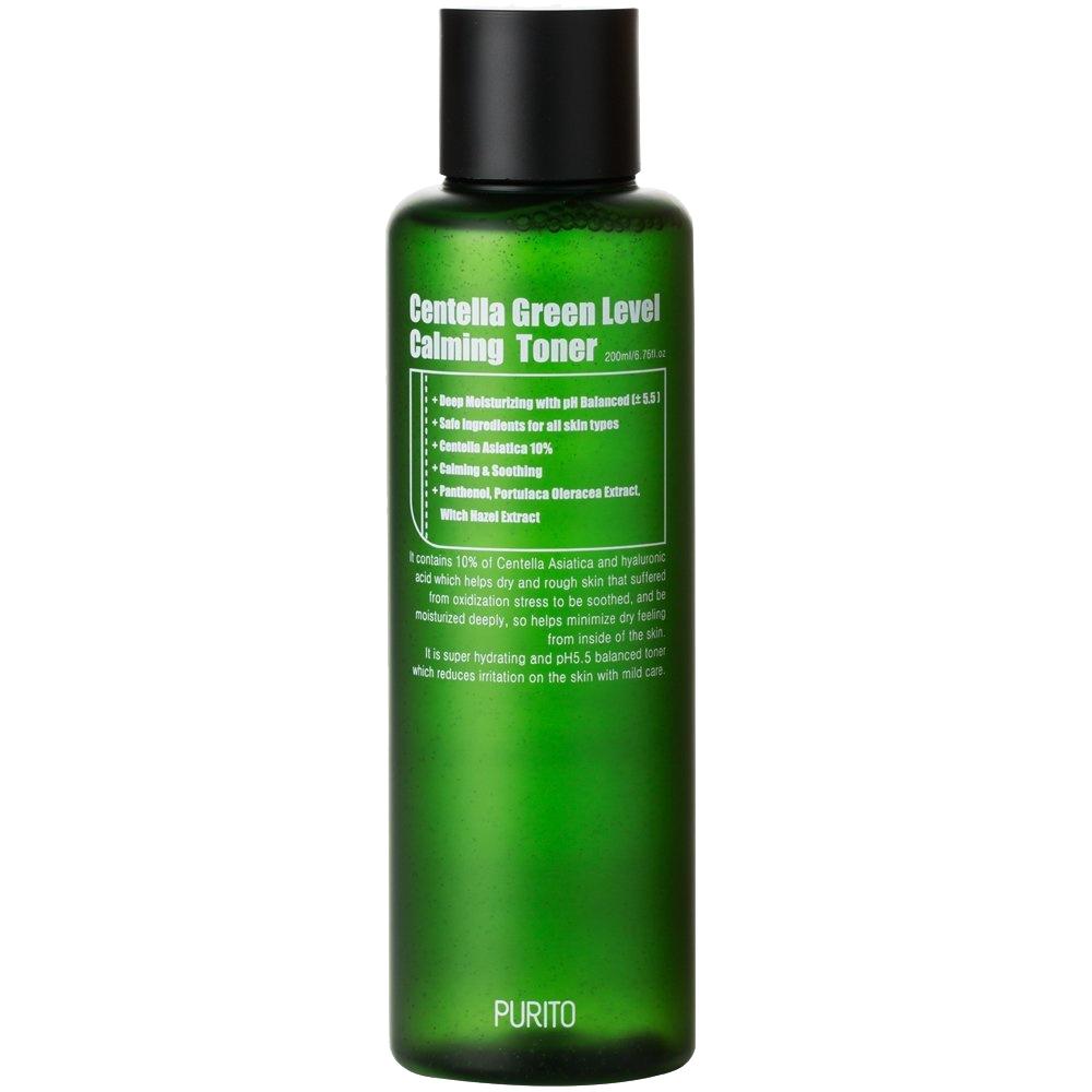 Centella Green Level Toner de fata cu efect calmant 200 ml