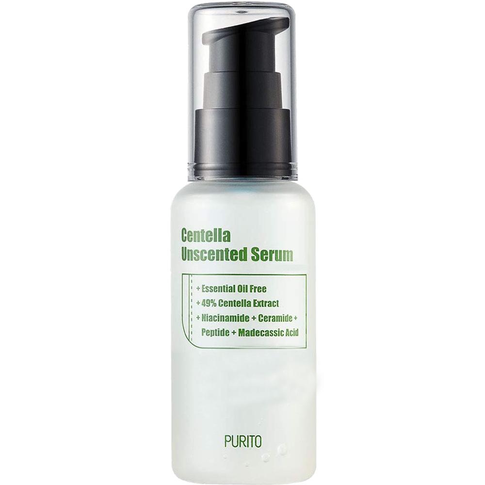 Centella Unscented Serum Ser de fata fara parfum Mini 15 ml