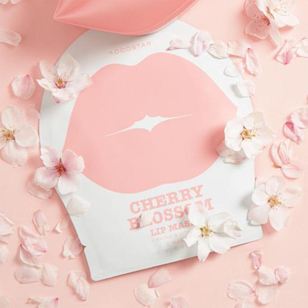 Cherry Blossom Masca de buze cu efect vitalizant si ferm Femei