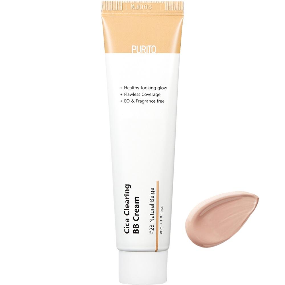 Cica Clearing Crema Coloranta de fata BB Cream 23 Natural Beige 30 ml
