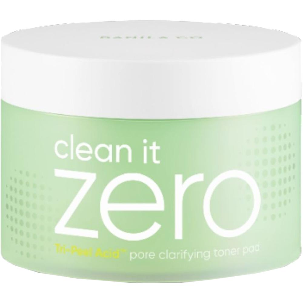 Clean it Zero Toner de fata dischete pentru pori dilatati 120 ml
