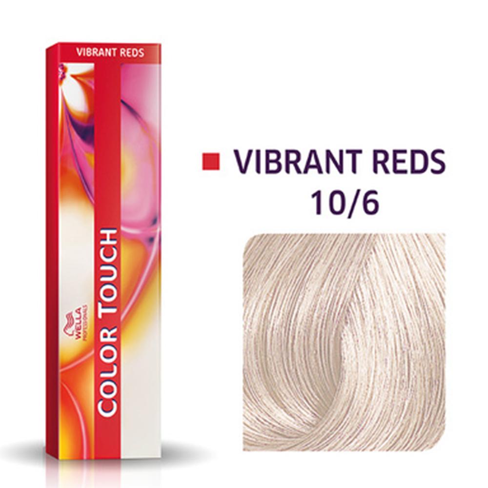 Color Touch Vopsea Semipermanenta 10/6 Super Light Blond/Violet