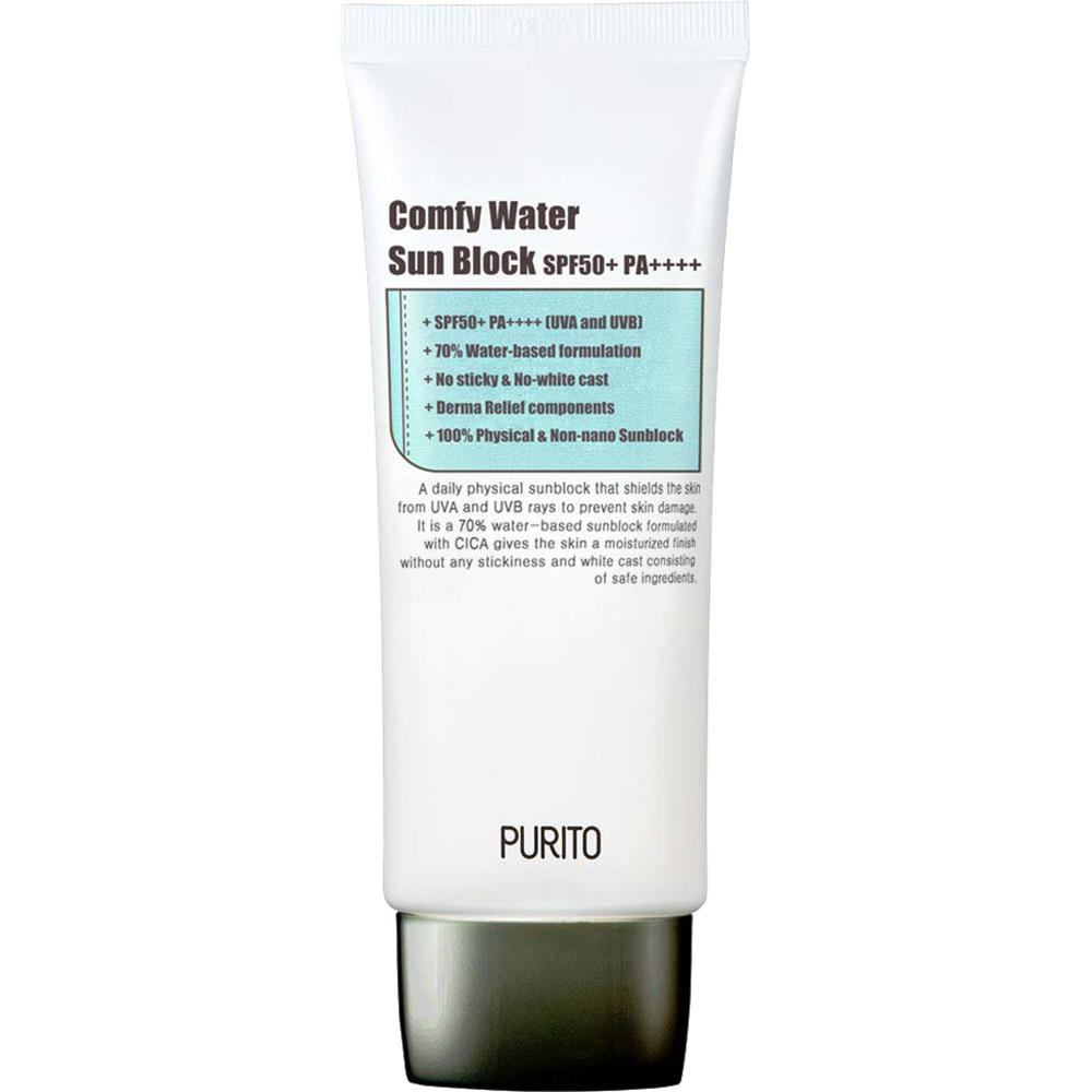 Comfy Water Sun Block Crema de fata cu protectie solara SPF 50 60 ml