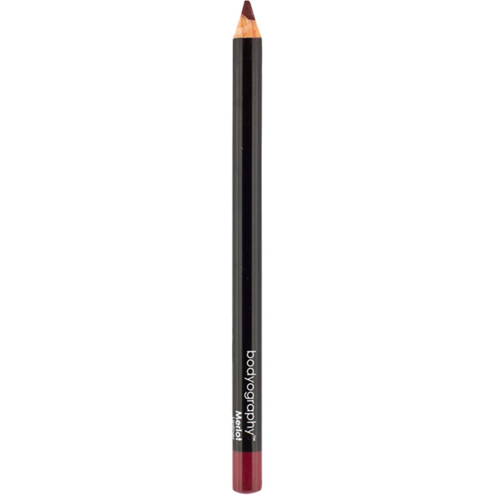 Creion contur buze Merlot