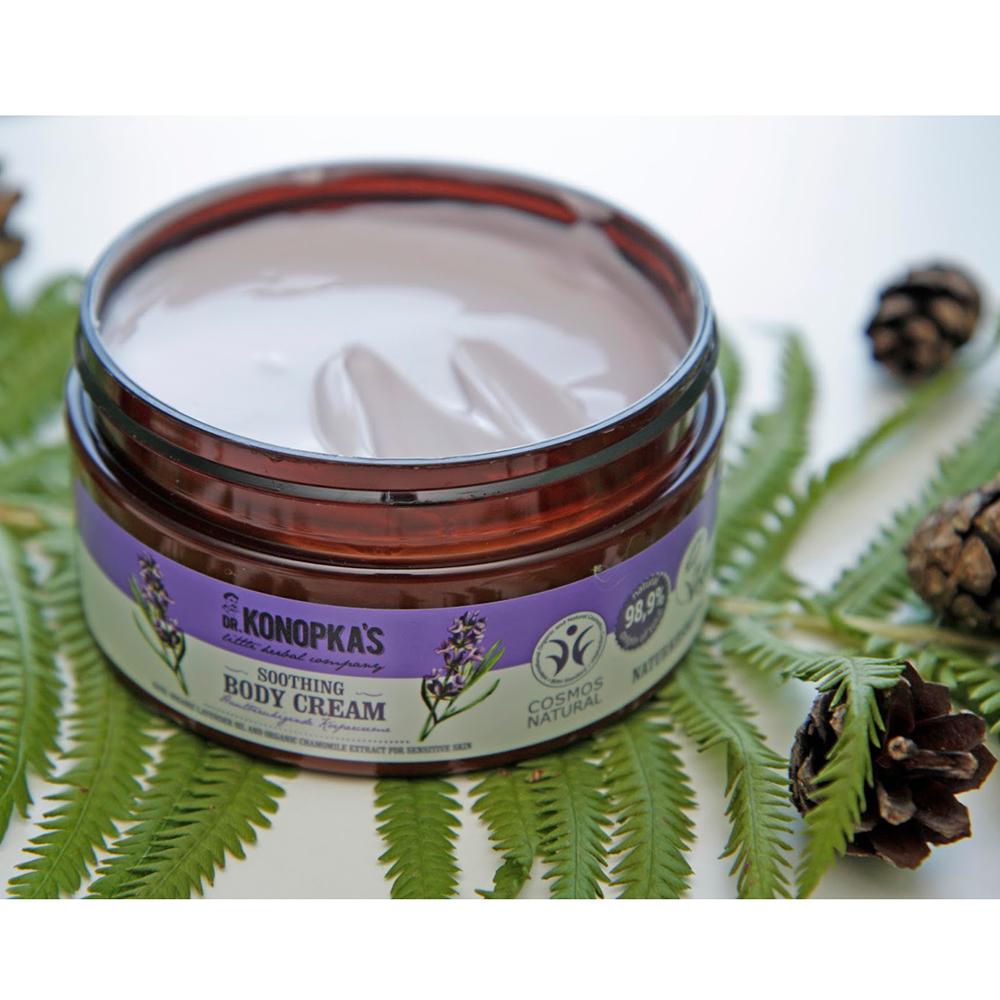Crema de corp cu efect calmant Unisex 300 ml