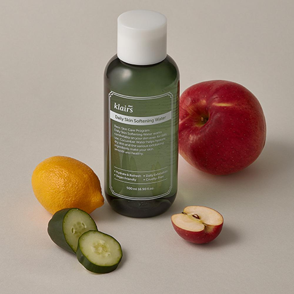 Daily Skin Toner de fata exfoliant 500 ml