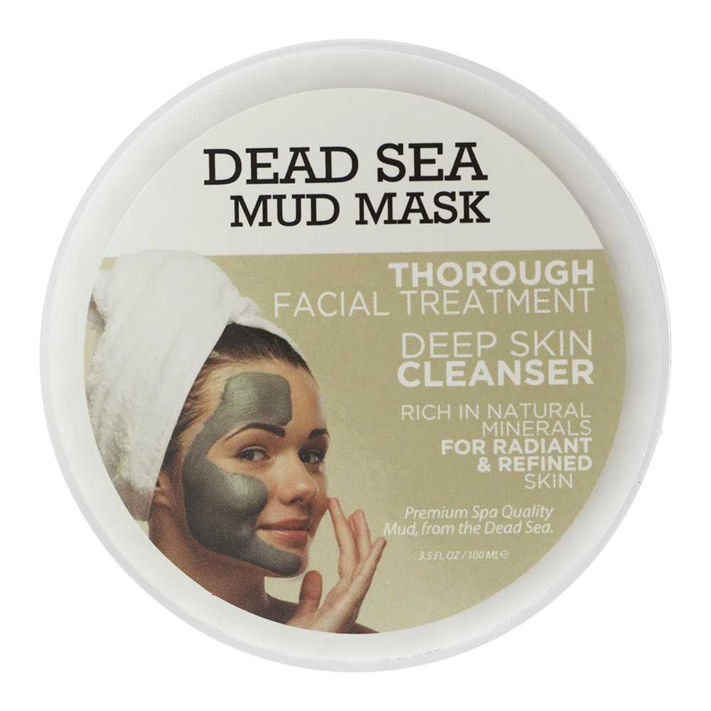 Dead Sea Mud Masca de fata Unisex 100 ml